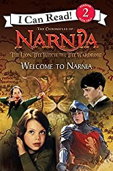 The Lion, the Witch and the Wardrobe: Welcome to Narnia (I Can Read Book, Level 2) by Zondervan (2005-10-25)