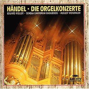 Die Orgelkonzerte 1-16