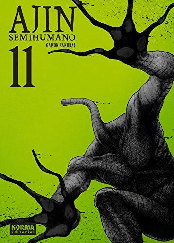 Ajin 11 por Gamon Sakurai