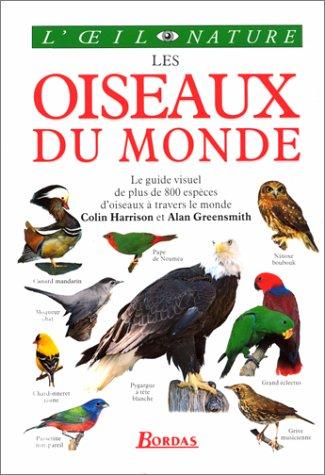 Les Oiseaux du monde par Colin Harrison