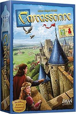 Asmodee - Carcassonne, CARC01N