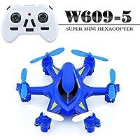 Anyutai Mini Real 6 Drone Flying Toy para niños, 3D Tumbling y Cool Cast Fly, Micro Quadcopter con modo sin cabeza diseñado para niños