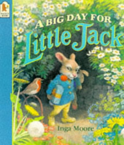 A Big Day for Little Jack (Little Jack Rabbit)