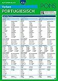 PONS Verben auf einen Blick Portugiesisch (PONS Auf einen Blick, Band 34)