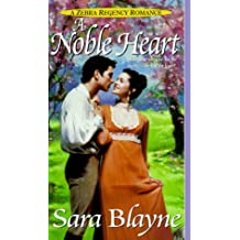 A Noble Heart (Zebra Regency Romance)