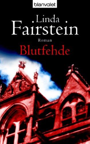 Buchseite und Rezensionen zu 'Blutfehde: Roman' von Linda Fairstein