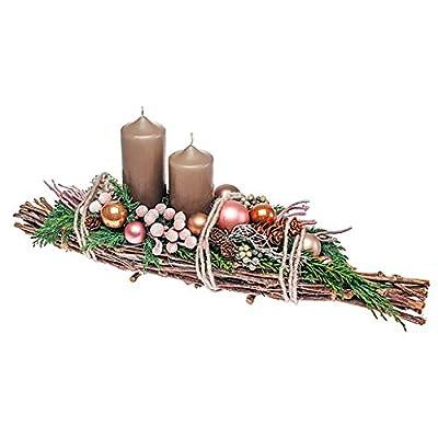 Adventsgesteck Holy Christmas von Valentins bei Du und dein Garten