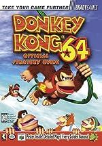Donkey Kong 64 Official Strategy Guide de Michael Owen