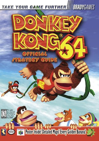 Donkey Kong 64 Official Strategy Guide (Official Strategy Guides)