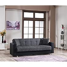 Sofabett mit bettkasten  Suchergebnis auf Amazon.de für: Bettsofa mit Bettkasten