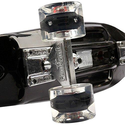 Zoom IMG-3 funtomia skateboard retro 57cm mini