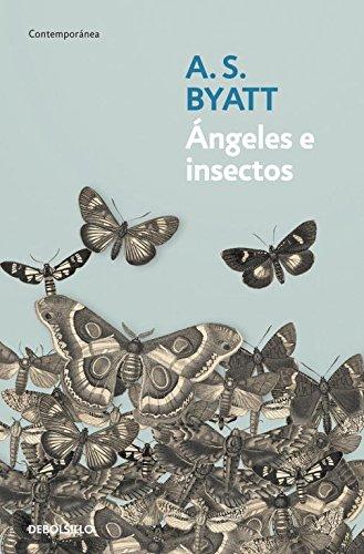 Portada del libro Ángeles e insectos (CONTEMPORANEA)