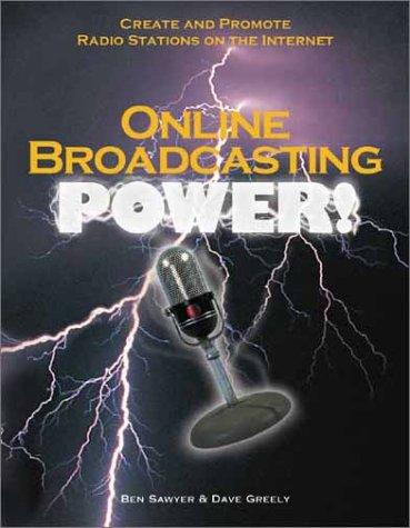Online Broadcasting Power! (Radio-broadcasting-software)