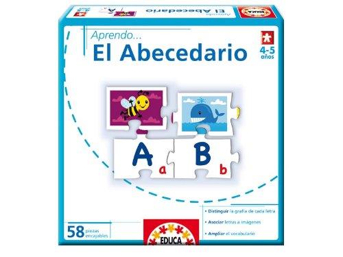 Educa Borrás - Aprendo...El Abecedario (14234)