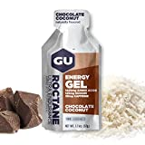 Gu Energy Labs Gel Choccolate Coconut - 857 G