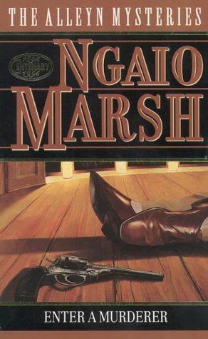 Book cover for Enter a Murderer