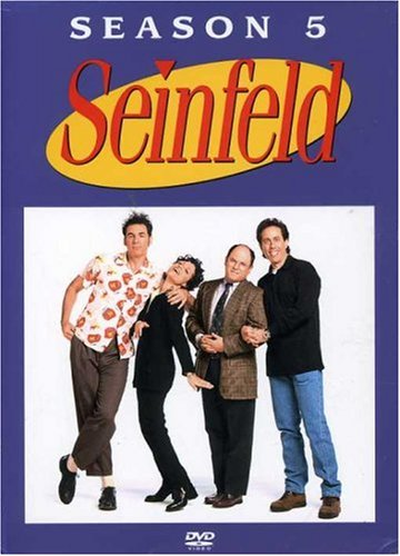 Click for larger image of Seinfeld: Season 5 [DVD] [1993] [Region 1] [US Import] [NTSC]
