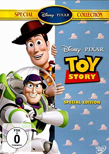 Toy Story - Special Collection (Toy Collection Dvd Story)
