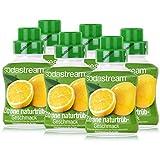 SODASTREAM FRUCHTGESCHMACK 6x Zitrone naturtrüb Geschmack, 375ml