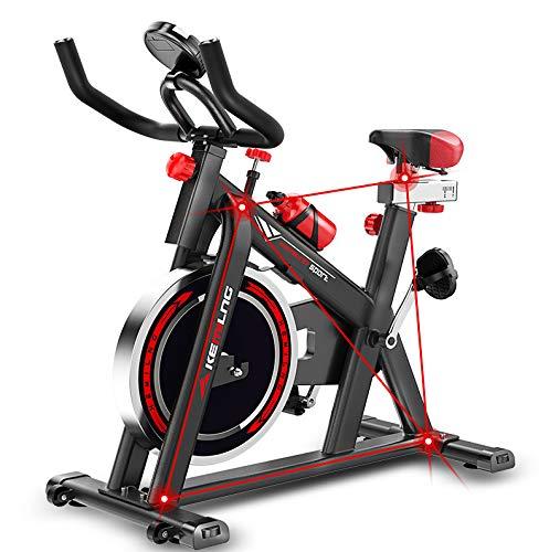GFLD Cinta de Correr Bicicletas de Spinning de Ejercicios en casa Bicicletas Bicicletas Silent Motos Deportivas Equipo de la Aptitud