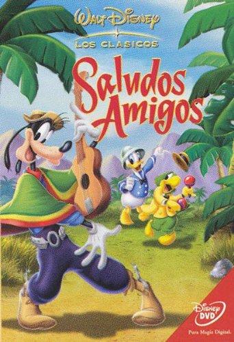 Saludos Amigos [DVD]