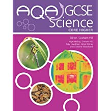 aqa gcse science student s book hill graham woodward christine houghton toby witney steve heslop nigel