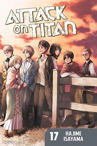 Attack On Titan - Volume 17 por Hajime Isayama
