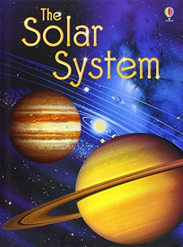 The Solar System (Usborne Beginners) by Emily Bone (May 28, 2010) Hardcover