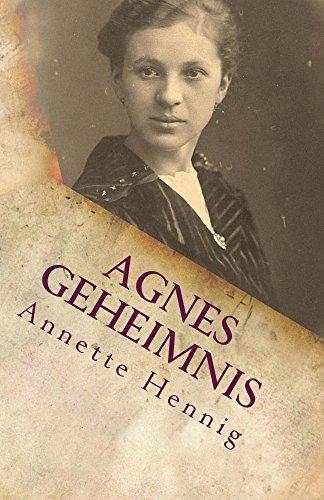 Buchseite und Rezensionen zu 'Agnes Geheimnis' von Annette Hennig