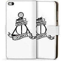 Huawei P8 Lite 2017 Tasche Hülle Flip Case Harry Potter Spruch Always