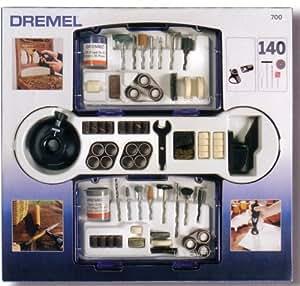 Dremel 140 Piece Set  (Old Version)