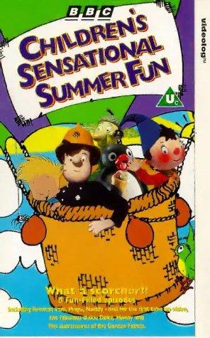 bbc-childrens-sensational-summer-fun-vhs