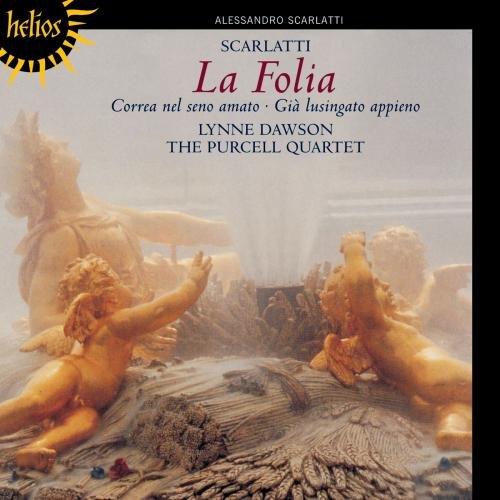 """Alessandro Scarlatti Variations Sur """"La Folia"""" - Correa Nel Seno Amato - Gia Lus"""