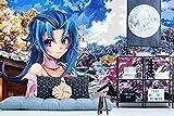3D Yu-Gi-Oh 387 Japan Anime Parete Carta Stampare Decalcomania Deco Interno Adesivo Murale Autoadesiva Carta da Parati IT Zoe (Vinile (senza colla e rimovibile), 【123'x87'】312x219cm(WxH))