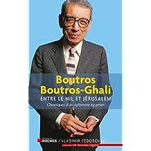 Entre le Nil et Jérusalem: Chroniques d'un diplomate égyptien 1981-1991 (Un nouveau regard)