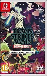 Travis Strikes Again: No More Heroes + Season Pass - Nintendo Switch [Bundle]