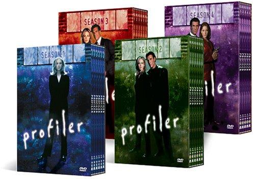 Profiler: Season 1-4 [DVD] [Import]