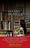 vies de papier (Les) | Alameddine, Rabih. Auteur