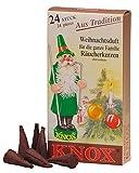 Incenso coni - Natale - Autentica tedesco Erzgebirge I fumatori - Knox