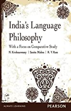 India's Language Philosophy: With a Focus on Comparative Stusy, 1e