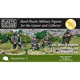 Late War German Fallschirmjager 15mm by Plastic Soldier Company