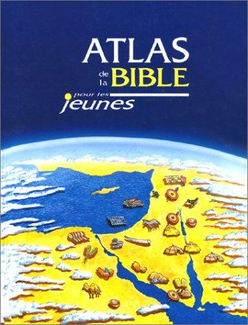 Descargar Libro Atlas de la bible pour les jeunes de Collectif