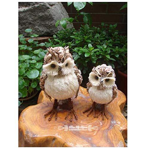Mankvis Owl Easter Christmas Day Geburtstagsgeschenk. Wohnhaus Hochzeit Geschenk Hochzeitsdekoration