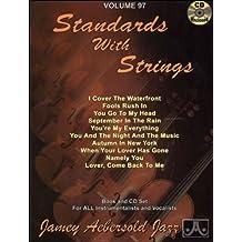Jamey Aebersold Jazz - Volume 97: Standard with Strings - Livre + CD