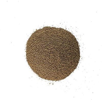 Premier Schwarzer Bio-Pfeffer - gemahlen 100g by JustIngredients von JustIngredients auf Gewürze Shop