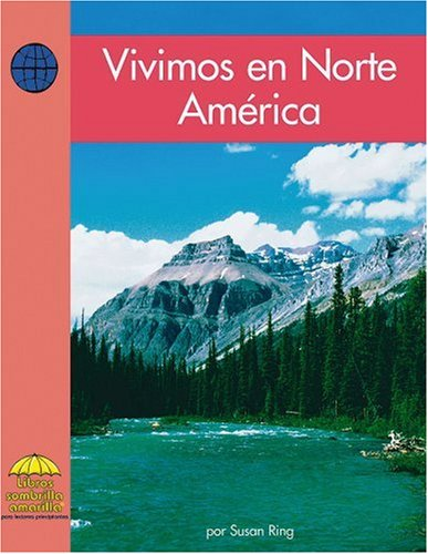 Vivimos en Norte America (Yellow Umbrella Books)