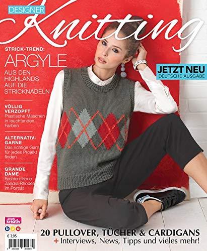Designer Knitting: Strick-Trend: ARGYLE