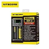 Best Chargeur de batterie Pour AAAS - Chargeur Nitecore NEW i2 Chargeur de batteries intelligent Review