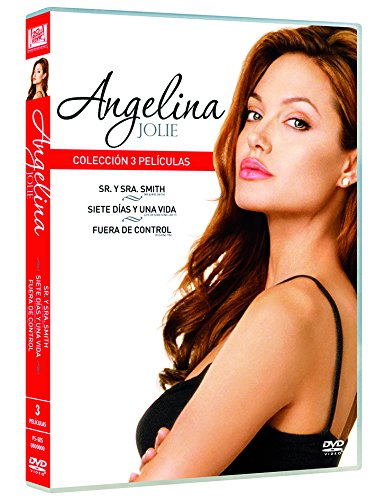 Pack: Angelina Jolie [DVD]