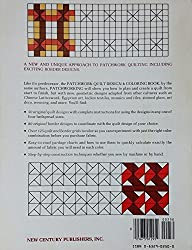 Patchworking: A Quilt Design and Coloring Book by Carol Ann Waugh (1983-03-02)
